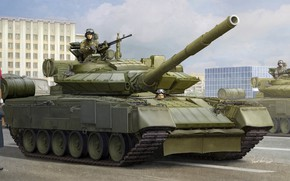 Picture Russia, MBT, T-80, The armed forces of Russia, T-80БВМ