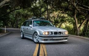 Picture BMW, E34, Touring, AC Schnitzer, 540I