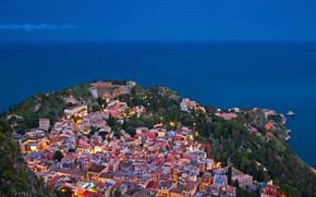 Picture Italy, Sicily, Taormina