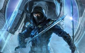 Picture sword, mask, ninja, 2019, Avengers: Endgame