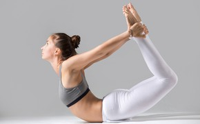 Picture yoga, relaxation, concentration, practice, elongation