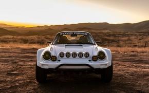 Picture 911, Porsche, chandelier, front view, 964, 2019, 911 Baja Prototype, Russell Built Fabrication