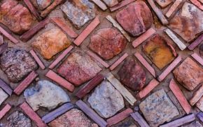 Picture stone, pavers, cobblestone