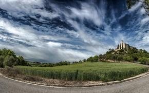 Picture Spain, Catalonia, les Oluges