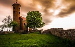Picture Poland, Lodz, Church of St. Idziego, Inowlodz