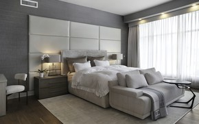 Picture photo, bed, bedroom