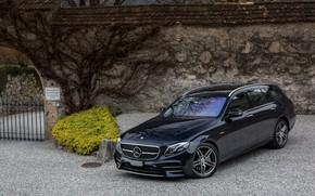 Picture Mercedes, AMG, E43, Combi