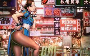 Picture Girl, Art, Art, Street Fighter, Chun-Li, Chun Li, Characters, Game Art, Comic Art, Chun-Li, Jungon …