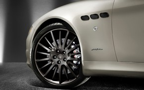 Picture Maserati, Car, Logo, Gran Turismo, Nameplate