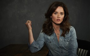 Picture look, pose, Justice, the series, Robin Tunney, Robin Tunney, Maya Travis, The Fix