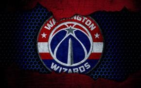 Picture wallpaper, sport, logo, basketball, NBA, Washington Wizards