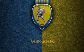 Picture wallpaper, sport, logo, football, Greek Super League, Panetolikos