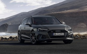 Picture Audi, universal, 2019, the shore, A4 Avant, S4 Before