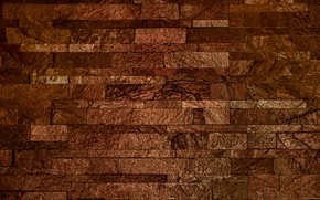Picture red, background, texture, tiles