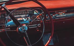 Picture radio, speedometer, the wheel, Daniel von Appen