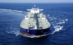 Picture Sea, The ship, Tanker, Совкомфлот