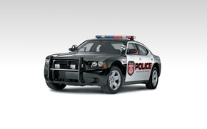 Picture dodge, charger, usa, police car