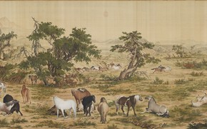 Picture Art, Painting, Chinese paintings