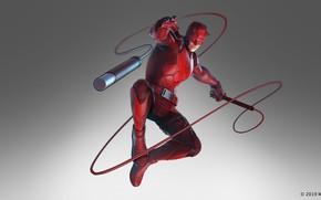 Picture daredevil, blind, matt murdock, Marvel Ultimate Alliance 3, The Black Order