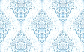 Picture retro, pattern, vector, ornament, seamless background