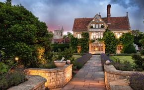 Picture United Kingdom, Oxfordshire, Luxury Hotel, Great Milton, Belmond Le Manoir aux Quat'saisons