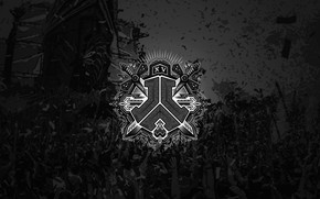 Picture Hardstyle, Defqon 1, Qdance