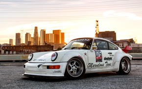Picture Porsche, 964, Porsche 964