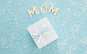 Picture gift, Love, tape, Mother's day