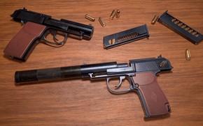 Picture Russia, Silent pistol, TSNIITOCHMASH, PB (6П9)