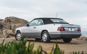 Picture Cabriolet, E320, W124, Mercedec - Benz, A124