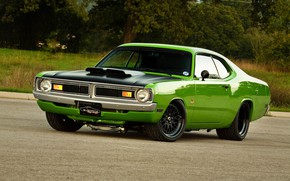 Picture Plymouth, Duster, Mopar, Vehicle