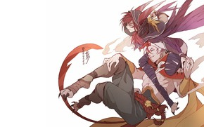Picture League Of Legends, Rakan, Xayah