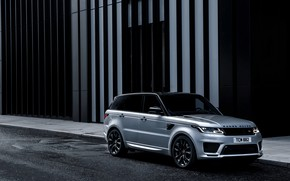 Picture Land Rover, Range Rover, Range Rover Sport, crossover, 2020, HST