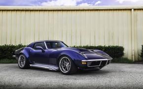 Picture Corvette, Chevrolet, Wheels, Forgeline, ML3C