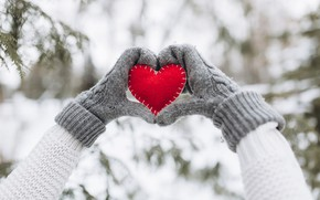 Picture Wallpaper, Heart, Mood