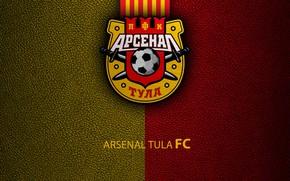 Picture wallpaper, sport, logo, football, Russian Premier League, Arsenal Tula