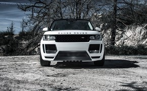 Picture Vorsteiner, SUV, Range Rover Veritas, The fourth generation, four-wheel drive full-size luxury SUV