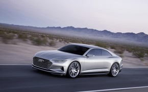 Picture Concept, Audi, coupe, Coupe, 2014, on the road, Prologue