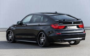 Picture reflection, BMW, Hamann, 2010, Gran Turismo, 550i, 5, F07, 5-series, GT