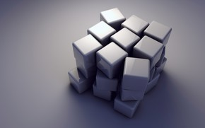 Picture cubes, cube, the volume, face