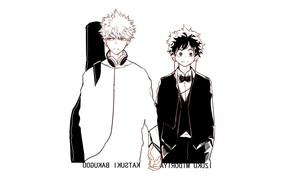 Picture headphones, guys, My Hero Academia, Boku No Hero Academy, Midori Isuku, My Hero Academy, Bakuga …