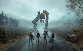 Picture The game, Game, Generation Zero