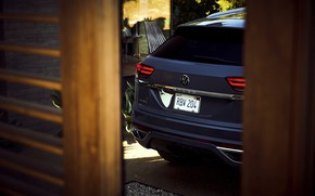 Picture Volkswagen, SUV, feed, 2020, Atlas Cross Sport