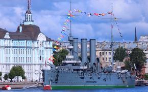 Picture Aurora, cruiser, Museum ship