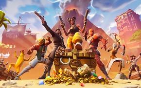 Picture Epic Games, Fortnite, 2019