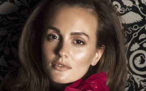Picture look, Leighton Meester, celebrity