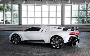 Picture machine, Bugatti, hypercar, One hundred and ten