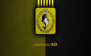 Picture wallpaper, sport, logo, football, Academia Deportiva Cantolao