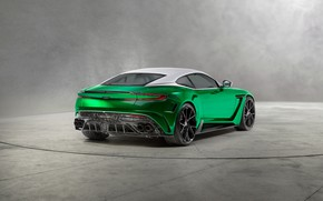 Picture Aston Martin, rear view, 2018, Mansory, Cyrus, DB11