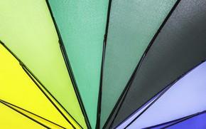 Picture background, color, rainbow, colors, umbrella, colorful, rainbow, umbrella, background